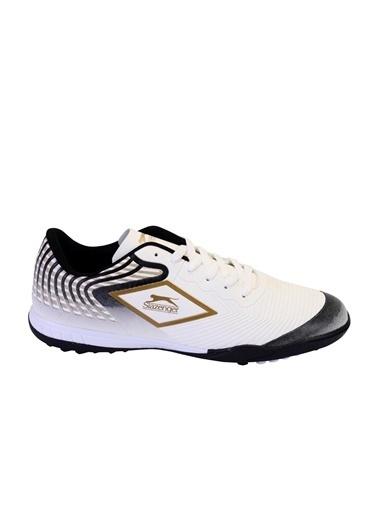 Slazenger Halı Saha Ayakkabısı Beyaz
